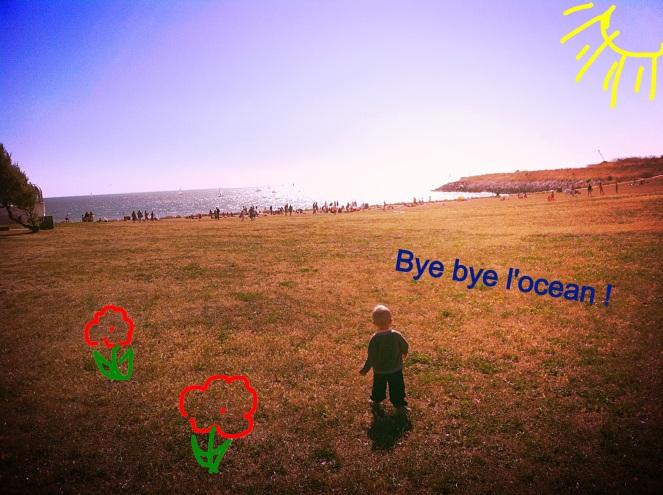 bye la plage