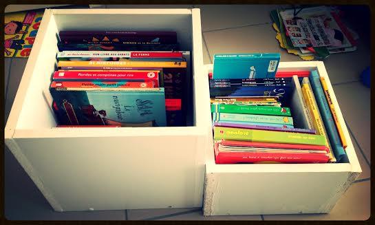 caisses livres